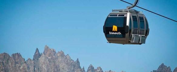 Mammoth Mountain Scenic Gondola