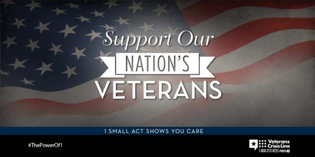 Support Out Nations Veterans