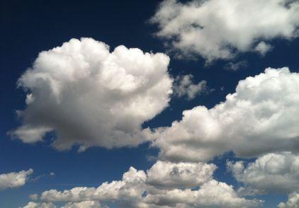 Mammoth Clouds 1
