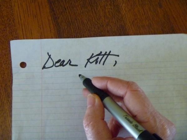 Dear Kitt