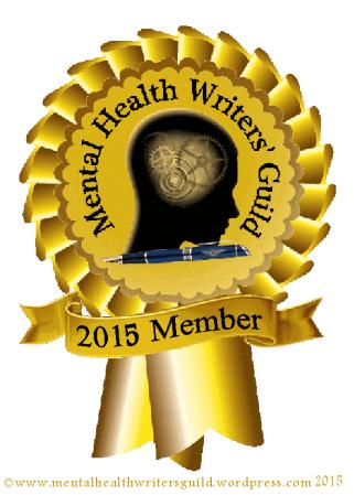 Mental Health Writers' Guild 2015 Member
