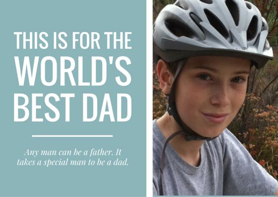 Fathers Day MTB