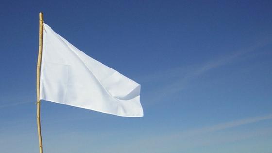 white-flag