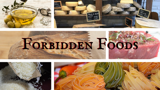 Forbidden Foods