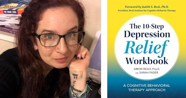 Sarah Fader 10 Step Depression Workbook
