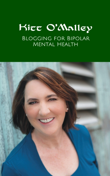 Kitt O'Malley Blogging for Bipolar Mental Health
